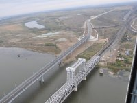 Мост через реку Кривая Болда