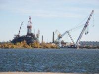 Порт Астрахани